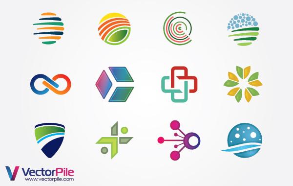 Free Mixed Logo Design Elements
