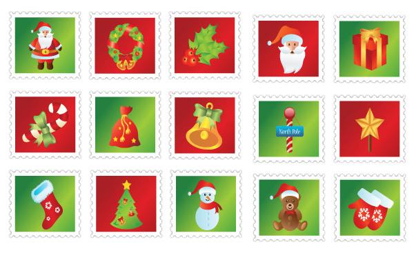 Free Free Christmas Icons