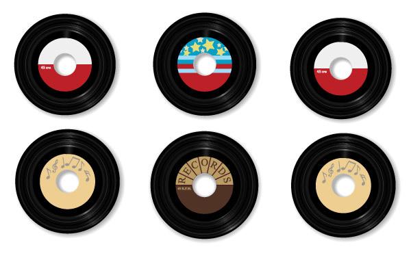 Free Vector Vinyls