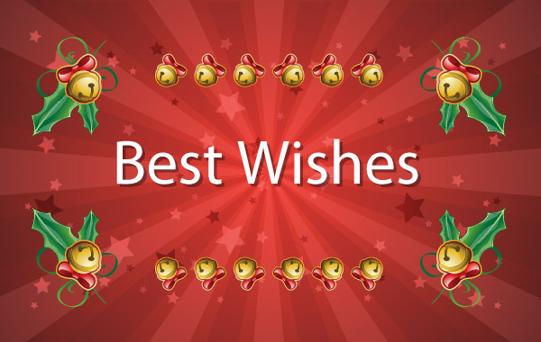 Free Christmas NewYear Cards Vector
