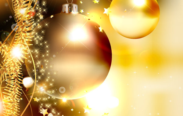 Free Vectors: Christmas Background 4 | vectorgraphicsblog