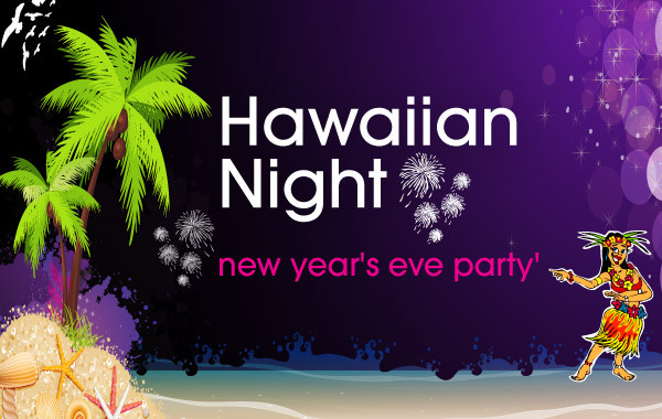 Free Hawaiian Night