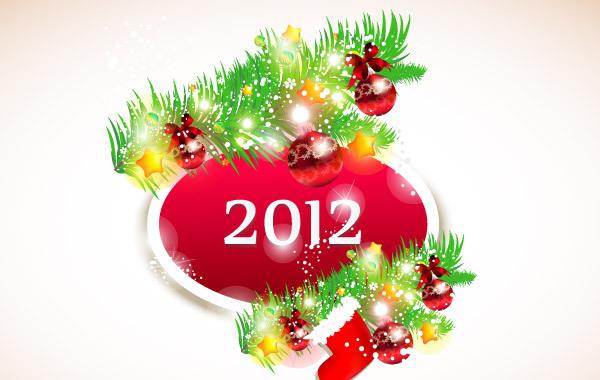 Free New Year 2012 2