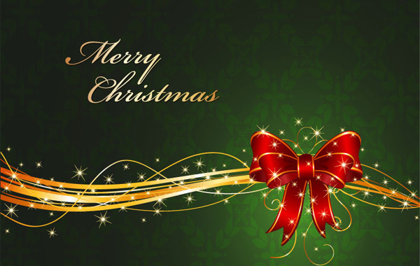 Free Christmas Background for Your Design
