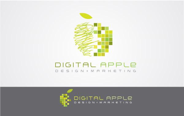 Free Digital Apple