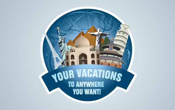 Free Travel Stamp