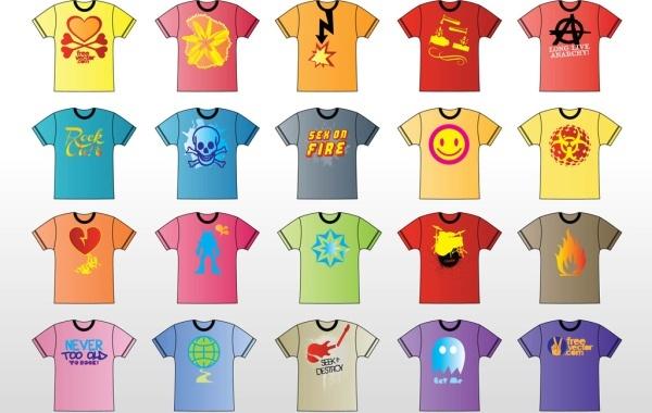 Free T-Shirt Vector