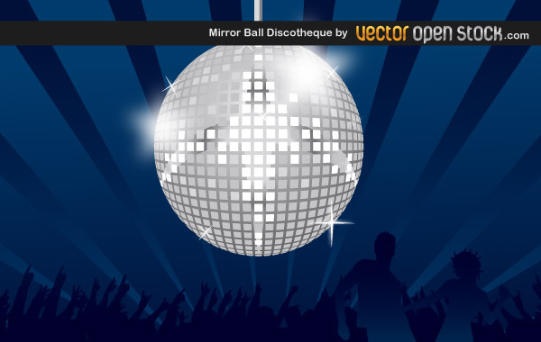 Free Mirror Ball Discotheque