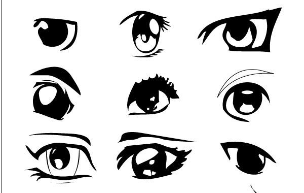 Free Anime Eyes