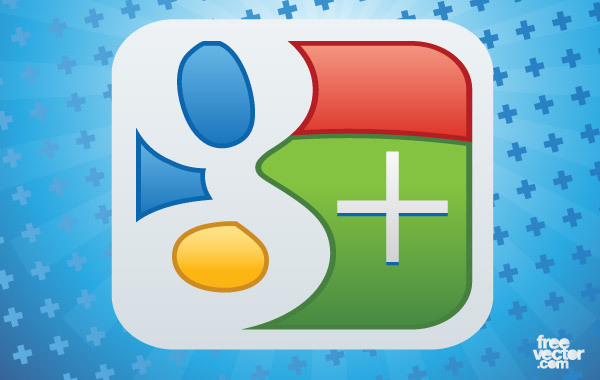 Free Google Plus Vector