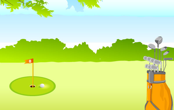 Free Vector Golf