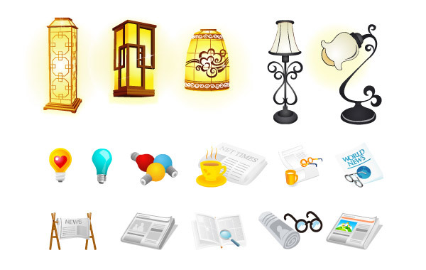 Free Cool Vector Icons