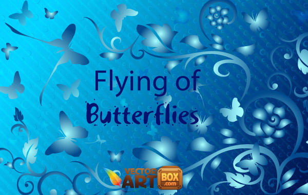 Free Vector Butterfly Clipart