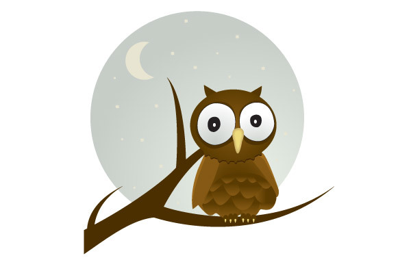 Free Free Vector Owl