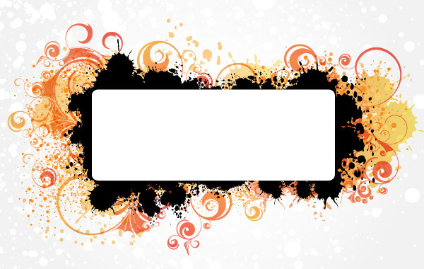 Free Decorated Banner