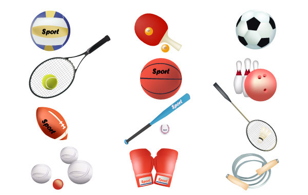 Free Free sports vector