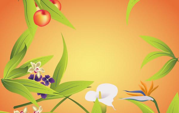 Free Leaves Illustrator