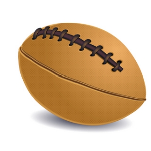 Free Vectors: Rugby Ball | Vector Fresh