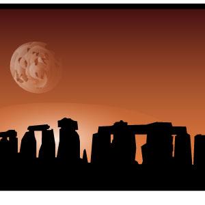 Free Stonehenge Site
