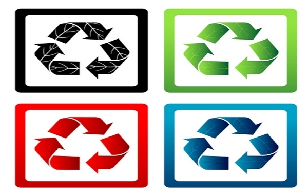 Free Set of Vector Recycle Symbols