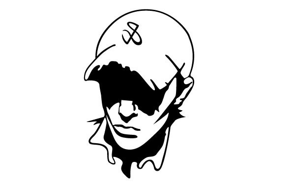 Free Boy With Cap Vector