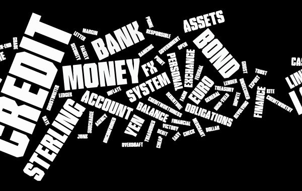 Free Financial Word Cloud