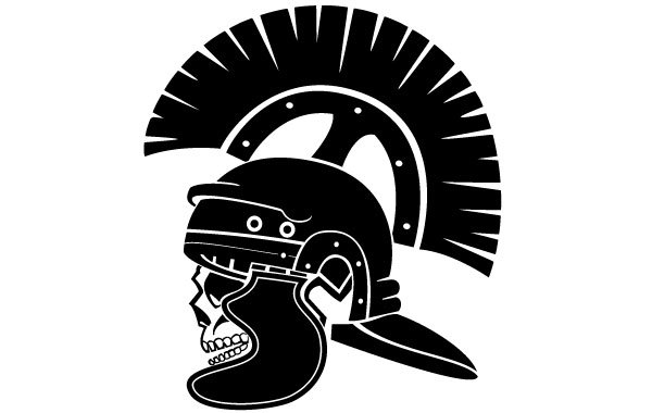 Free Skull Of Roman Soldier