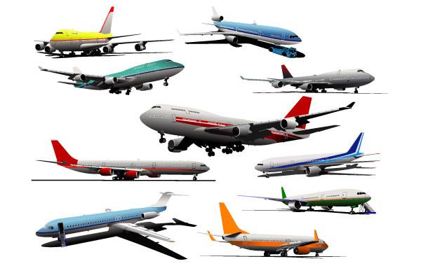 Free Realistic Vector Planes