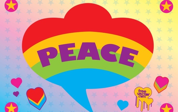 Free Peace Graphics