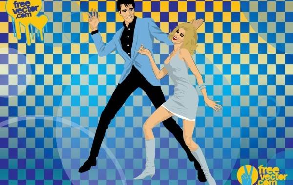 Free Free Elvis Presley Vector