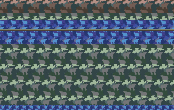 Free Free Illustrator Patterns - Camouflage