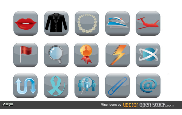 Free Misc icons