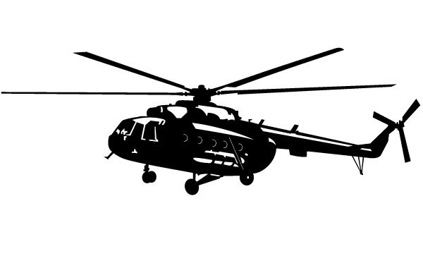 Free Free Helicopter Vector