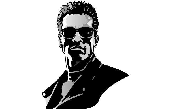 Free Arnold Schwarzenegger Vector