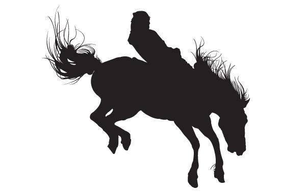 Free Vectors: Rodeo 2 | Johnny Sputnik