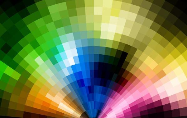 Free Abstract Colorful Artwork Background