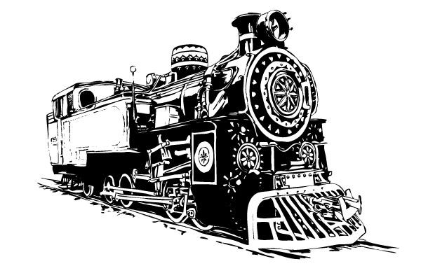 Free Locomotive Vector