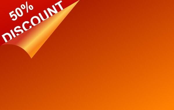 Free Vectors: Vector Discount Template | vectorfresh