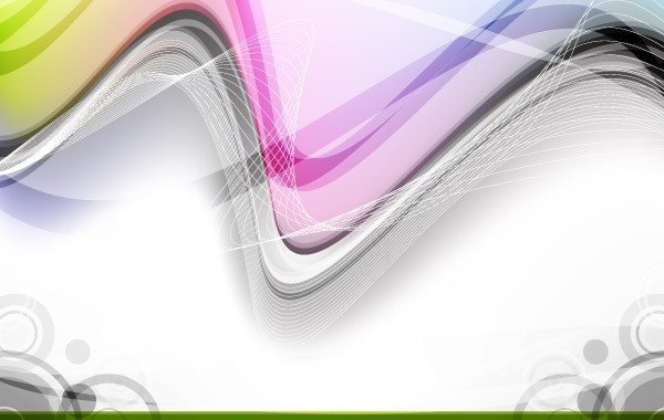 Free Abstract Vector Wave