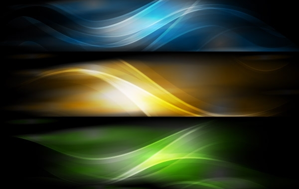 Free Abstract Banner Background