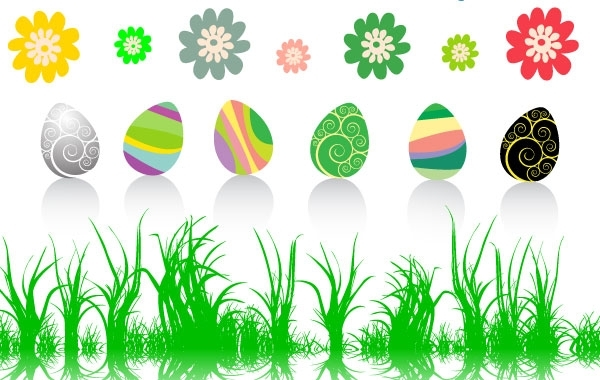 Free Easter Vector Collection