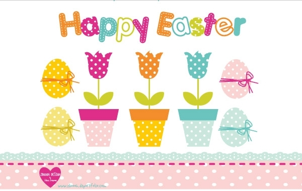 Free Easter Design Set