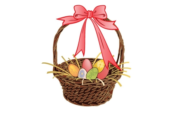 Free Easter Basket