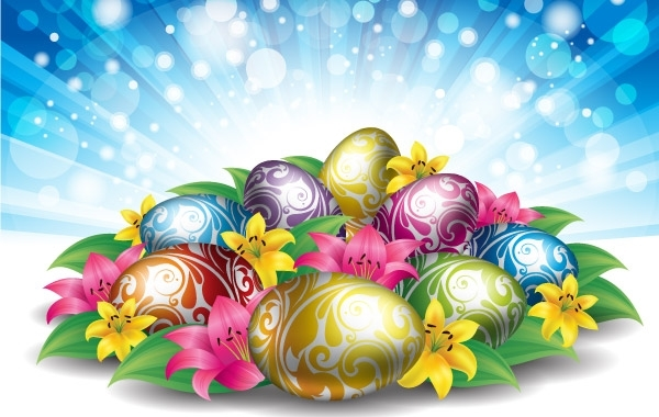 Free Easter Background 2