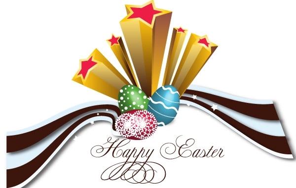 Free Eggcellent Easter Card