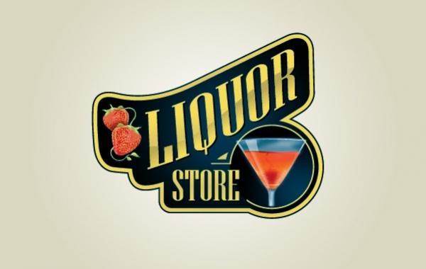 Free Liquor Store Logo
