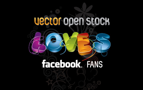 Free We Love Facebook Fans