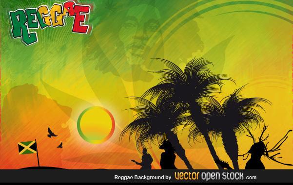 Free Reggae Background