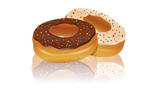 Free Delicious Doughnut