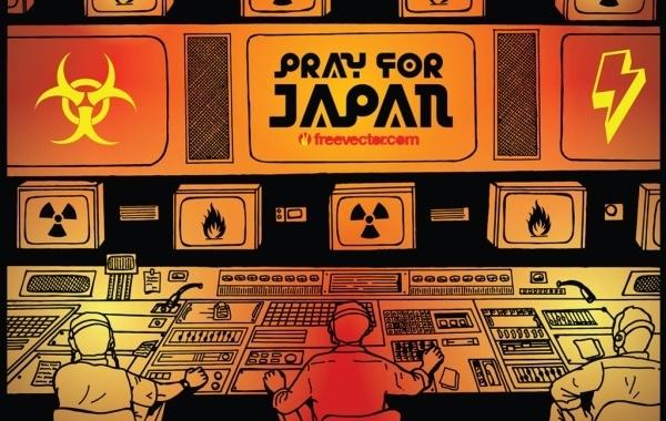 Free Pray for Japan